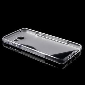 S-line gelový obal na mobil Samsung Galaxy A5 (2016) - transparentní - 3