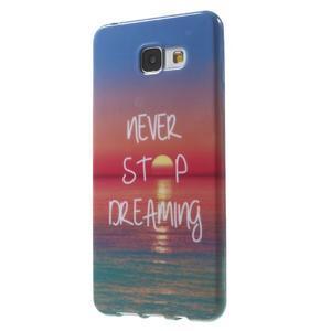 Obal s motivem na mobil Samsung Galaxy A5 (2016) - dreaming - 3
