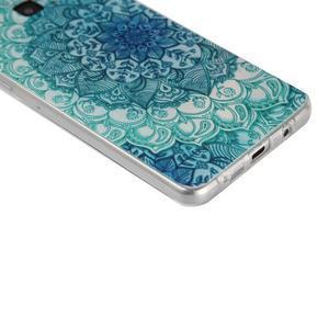 Ultratenký gelový slim obal na Samsung Galaxy A5 (2016) - mandala - 3