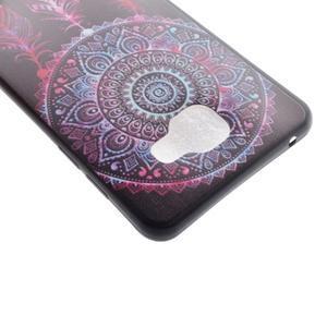 Gelový obal na mobil Samsung Galaxy A5 (2016) - lapač snů - 3