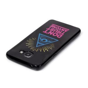 Luxy gelový obal pro Samsung Galaxy A5 (2016) - oko - 3