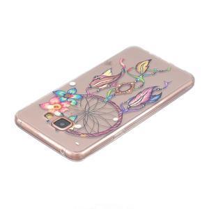Transparentní gelový obal na Samsung Galaxy A5 (2016) - lapač snů - 3