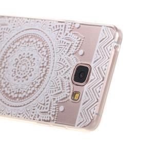 Silk Gelový obal na mobil Samsung Galaxy A5 (2016) - vzor VIII - 3
