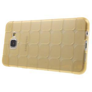 Cube gelový kryt na Samsung Galaxy A5 (2016) - zlatý - 3