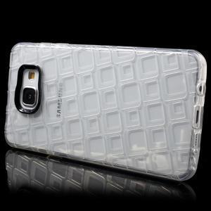 Square gelový obal na mobil Samsung Galaxy A5 (2016) - transparentní - 3