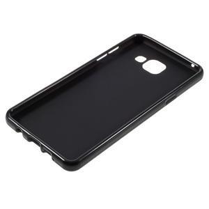 Matný gelový kryt na mobil Samsung Galaxy A5 (2016) - černý - 3