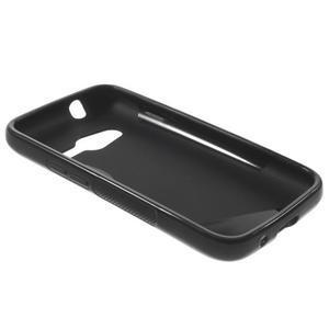 Gelové s-line pouzdro na Samsung Galaxy Ace 4 - černé - 3