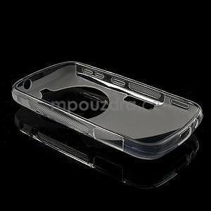 Transparentní s-line gelový kryt na Samsung Galaxy K Zoom C115 - 3