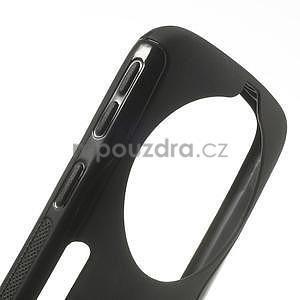 Černý s-line gelový kryt na Samsung Galaxy K Zoom C115 - 3
