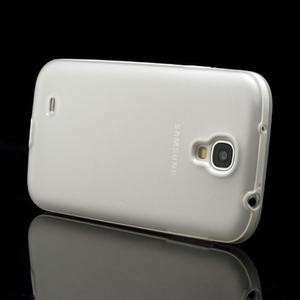 Gelové pouzdro 2v1 na Samsung Galaxy S4 - bílé - 3