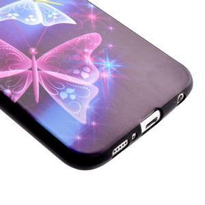 Jells gelový obal na Samsung Galaxy S7 - kouzelní motýlci - 3