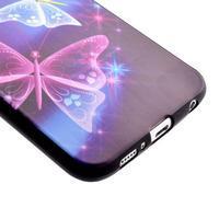 Jells gelový obal na Samsung Galaxy S7 - kouzelní motýlci - 3/6
