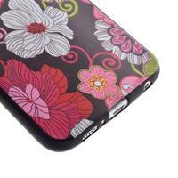 Jells gelový obal na Samsung Galaxy S7 - květiny - 3/6