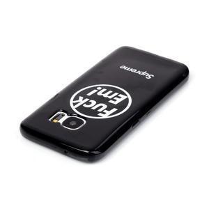 Sally gelový obal na Samsung Galaxy S7 - Fuck Em! - 3