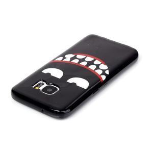 Sally gelový obal na Samsung Galaxy S7 - monster - 3