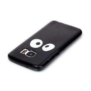 Sally gelový obal na Samsung Galaxy S7 - kukuč - 3
