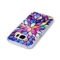 Plastový obal na mobil Samsung Galaxy S7 - petals - 3/3