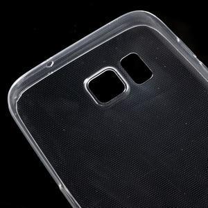 Ultratenký gelový obal na mobil Samsung Galaxy S7 - transparentní - 3
