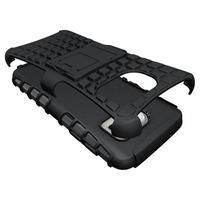 Outdoor odolný obal na mobil Samsung Galaxy S7 - černý - 3/5