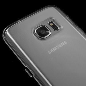 Dvoudílný obal na mobil Samsung Galaxy S7 - černý - 3