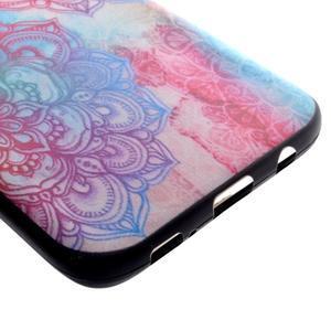 Backy gélový obal pre Samsung Galaxy S7 edge - mandala - 3