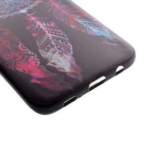 Backy gelový obal na Samsung Galaxy S7 edge - lapač snů - 3