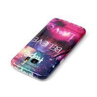 Softy gelový obal na Samsung Galaxy S7 edge - love - 3/3