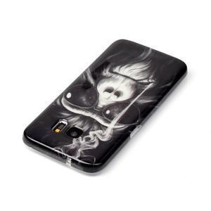 Softy gelový obal na Samsung Galaxy S7 edge - opičák - 3