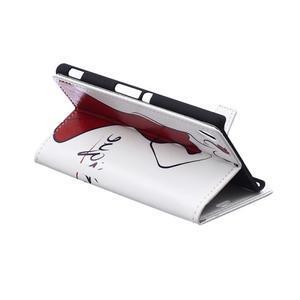 Pěněženkové pouzdro pro Sony Xperia M4 Aqua - elegance - 3