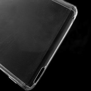 Transparnetní ultra tenký obal na Sony Xperia M4 Aqua - 3