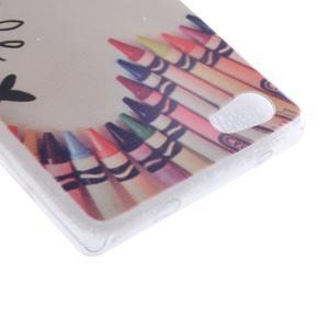 Gelový obal na mobil Sony Xperia Z5 Compact - smile - 3