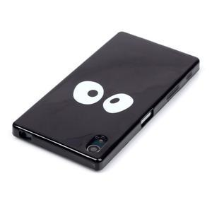 Blacky gelový obal na mobil Sony Xperia Z5 - kukuč - 3