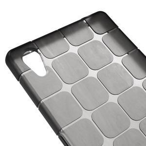 Square gelový obal na Sony Xperia Z5 - šedý - 3