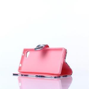 Sand pouzdro na mobil Sony Xperia Z5 Compact - ananasy - 3