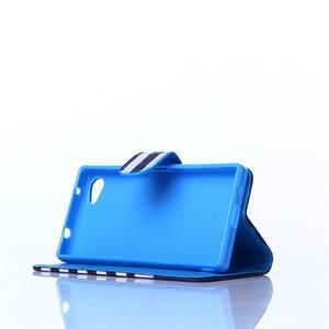 Sand pouzdro na mobil Sony Xperia Z5 Compact - mašlička - 3