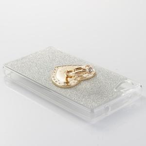 Love gelový obal s náprstkem na Sony Xperia Z5 Compact - stříbrný - 3