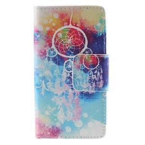 Diary peněženkové pouzdro na Sony Xperia Z5 Compact - dream - 3