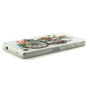 Transparentní gelový obal na Sony Xperia Z5 Compact - dream - 3