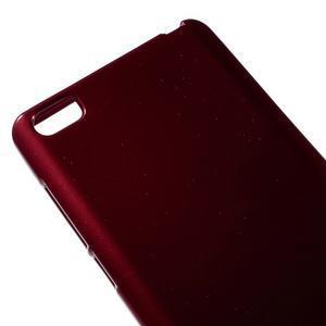 Jells gelový obal na mobil Xiaomi Mi Note - červený - 3