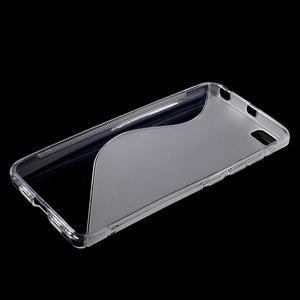 S-line gelový obal na mobil Xiaomi Mi5 - transparentní - 3