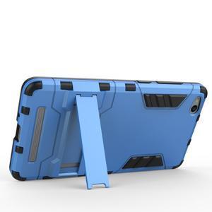 Hybridní gelový obal na Xiaomi Redmi 3 - šedý - 3