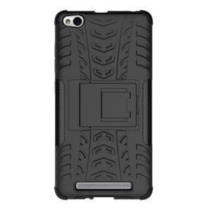 Outdoor odolný obal na mobil Xiaomi Redmi 3 - černý - 3