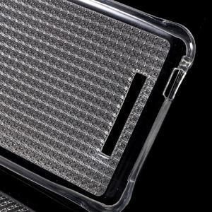 Diamonds gelový obal na Xiaomi Redmi Note 2 - transparentní - 3