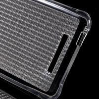 Diamonds gelový obal na Xiaomi Redmi Note 2 - transparentní - 3/7