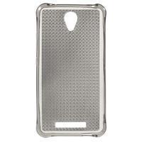 Diamonds gelový obal na Xiaomi Redmi Note 2 - šedý - 3/6