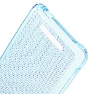 Diamonds gelový obal na Xiaomi Redmi Note 2 - modrý - 3