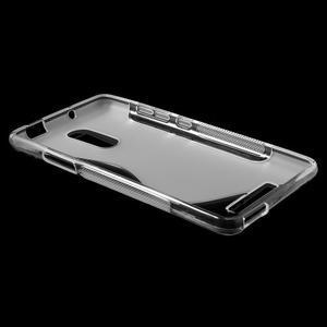 S-line gelový obal na Xiaomi Redmi Note 3 - transparentní - 3
