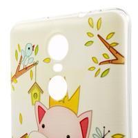 Softy gelový obal na Xiaomi Redmi Note 3 - zamilované prasátko - 3/6