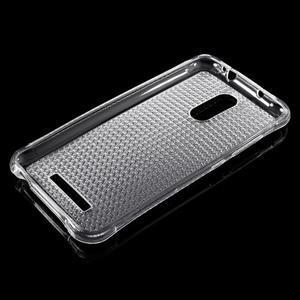 Diamonds gelový obal na Xiaomi Redmi Note 3 - transparentní - 3