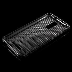 Diamonds gelový obal na Xiaomi Redmi Note 3 - šedý - 3